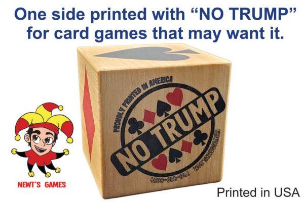 HumangaTrump printed in USA with no trump