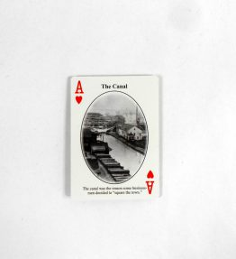 Circleville Round Town Souvenir  Playing Cards