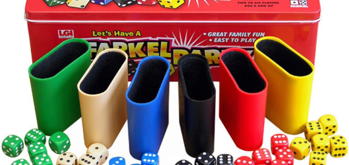 Farkel or Farkle Dice Game
