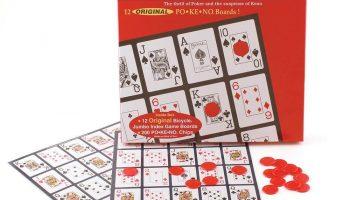 PO-KE-NO (or Poker Keno) Rules