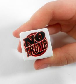 The No Trump 'Whatabe' Trump Marker/Indicator - Includes 1