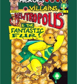 Amplified Version - NEWTROPOLIS and The Fantastic Fur - Limited Edition