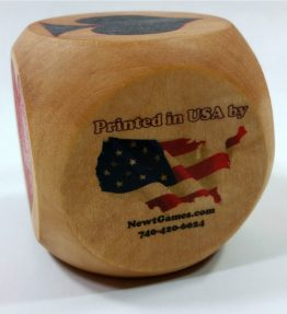Trumpmendous Trump Marker/Indicator - dice made for Bridge, Euchre, Pinochle, Pitch, 500 & other card games | Great for game night