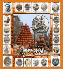 Circleville Pumpkin Show 500 Piece Jigsaw Puzzle