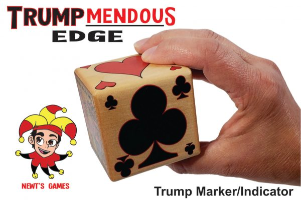 Trumpmendous EDGE Trump Marker by newts games