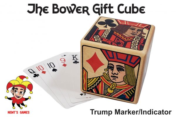 The Bowers Trump Cube compared to Deck of Cards