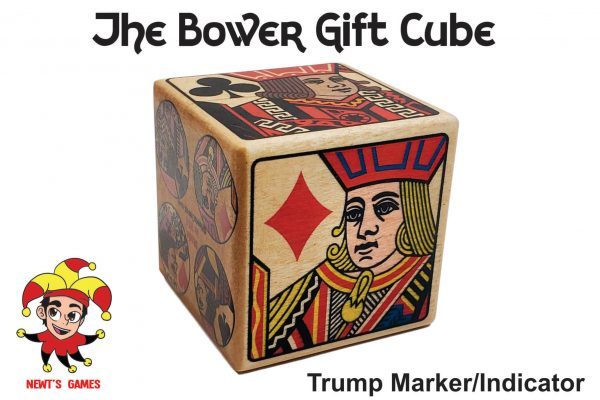 The Bowers Trump Gift Cube