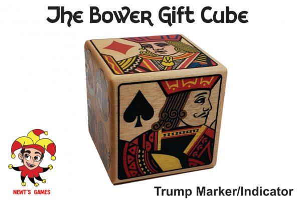 The Bowers Trump Jack of Spade and Diamond